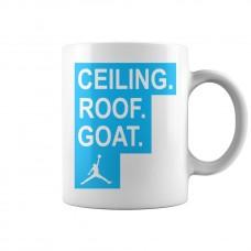 Ceiling Roof Goat Mug