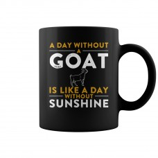 A Day Without goats is Like a Day Without Sunshine