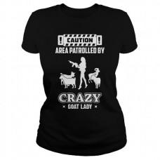 Caution - Crazy Goat Lady